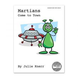 Martians Cover