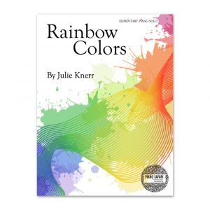 Rainbow Colors Cover