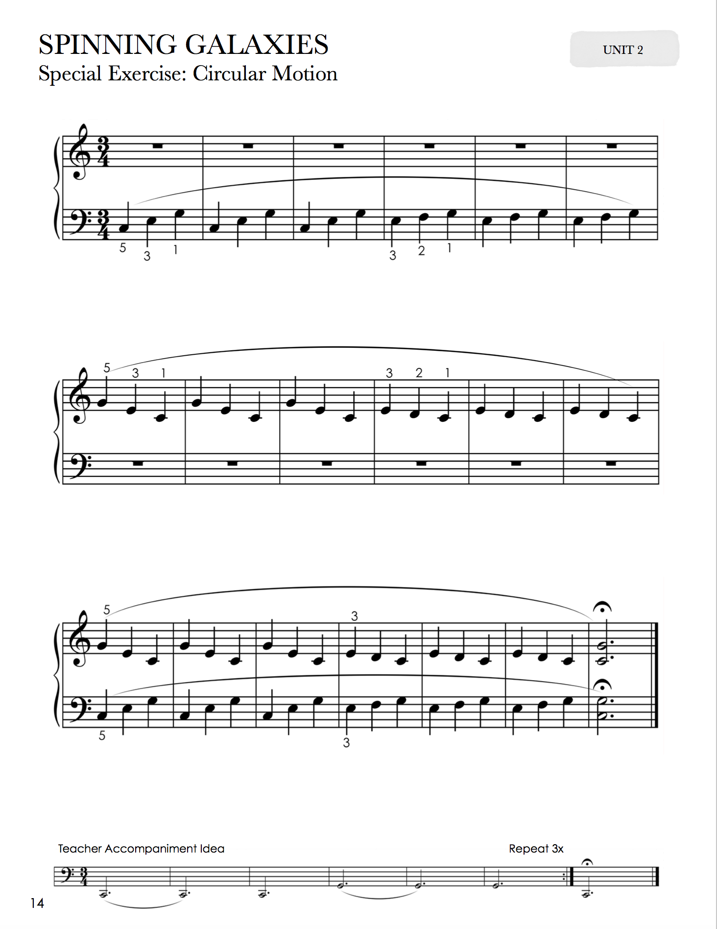 MOVIMENTO CIRCULAR AO PIANO LIVRO DE TECNICA 2 PIANO SAFARI LOJA MINEIRA DO MUSICO BRASIL
