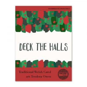 Deck the Halls Cover