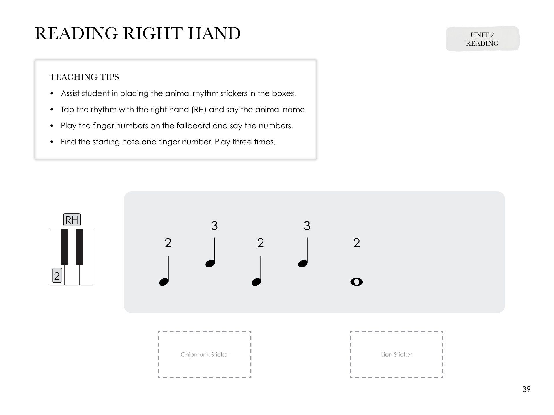 Esses cartões podem ser usados   para complementar qualquer método de leitura padrão.